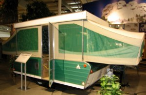 1968 Jayco tent camper
